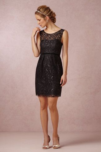 So Perfect For An Evening Wedding This Little Black Dress Is