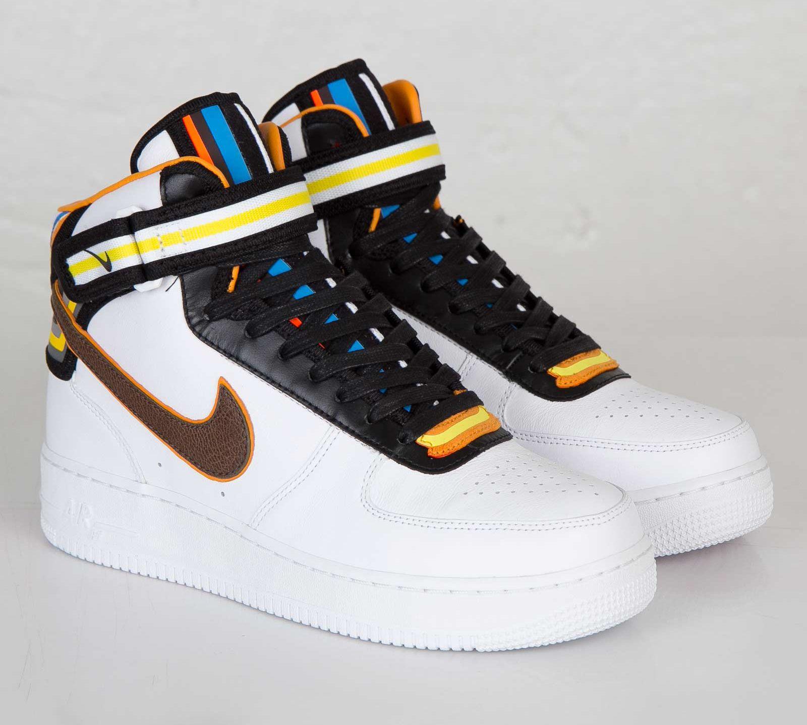 wholesale dealer 22cab a3a7e ... Meet Air Force 1 Riccardo Tisci, basketball shoes tat become a cultural  statement.