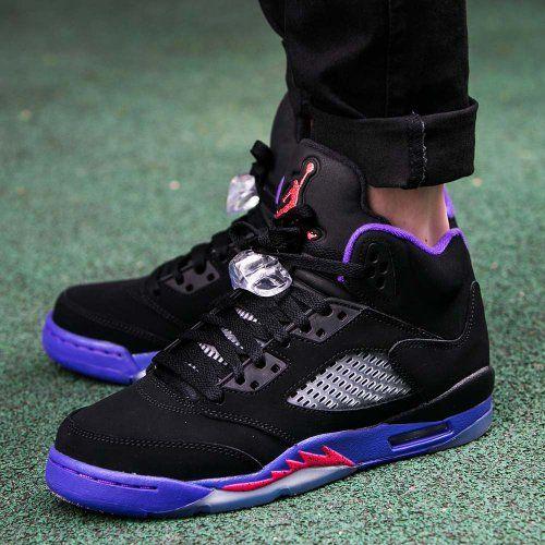 Jordan 5s Raptors | Air jordans, Jordan