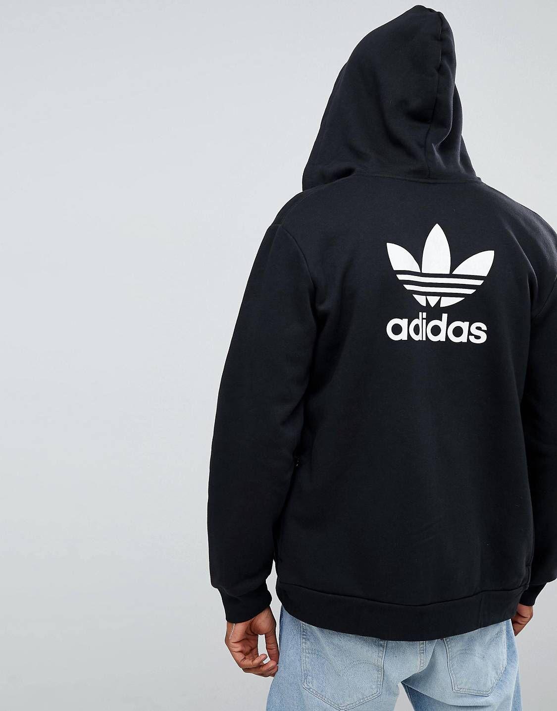 Adidas Originals Zip Thru Sweatshirt