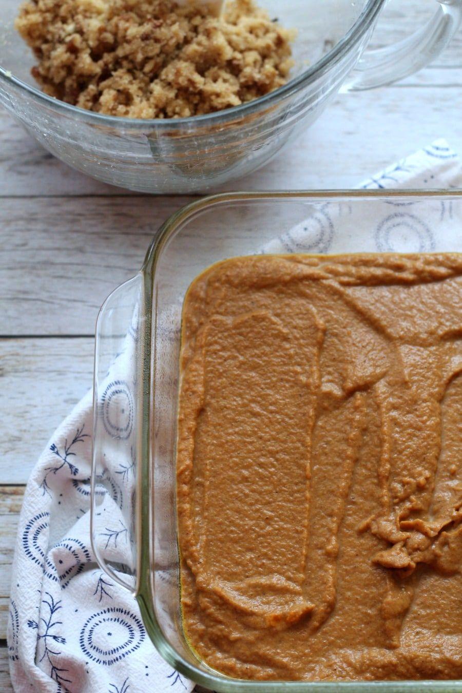 Low Carb Pumpkin Crisp Recipe Pumpkin Crisp Keto Friendly