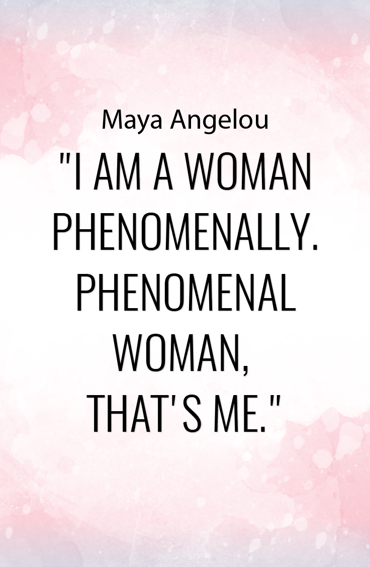 Hit The Like Button If You Re A Phenomenal Woman Too Beiconic