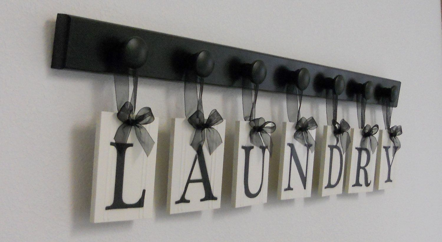 Laundry Room Signs Decor Photo Shelves Wall Decor  Laundry Room Wall Decor Personalized