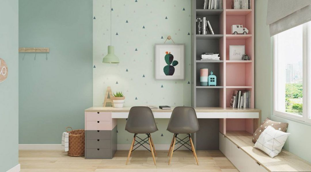 Do It Yourself Home Design: 20+ Fun Children's Study Room Design Ideas For Your Kids