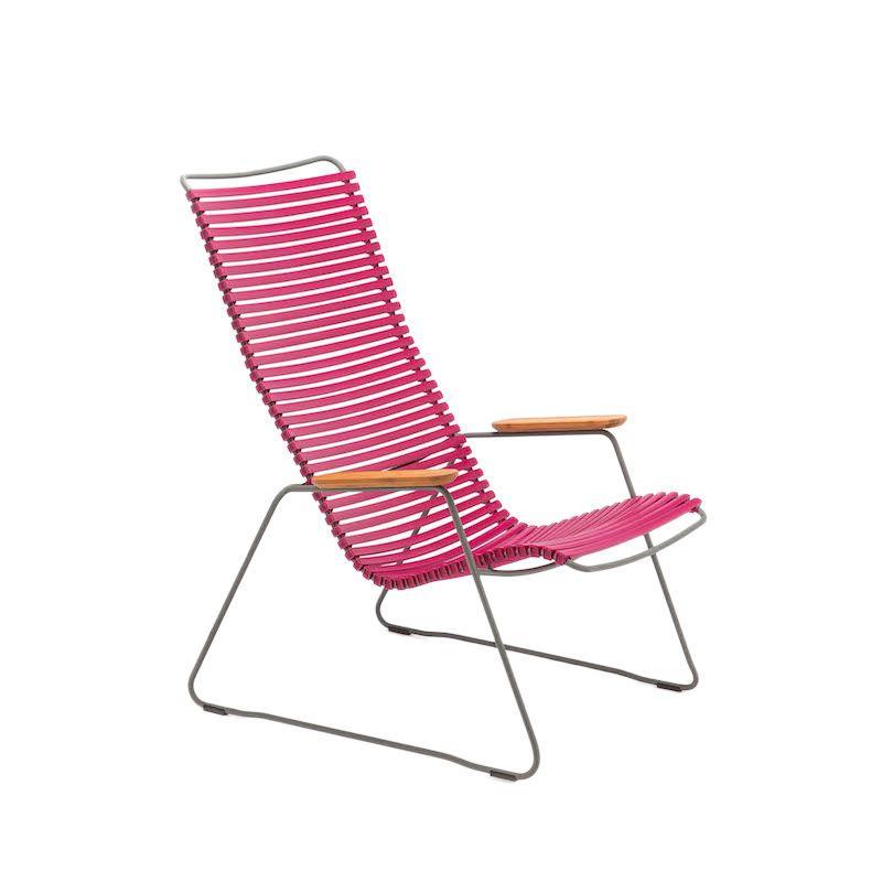 Details zu Houe Click Lounge Stuhl Design Gartenstuhl