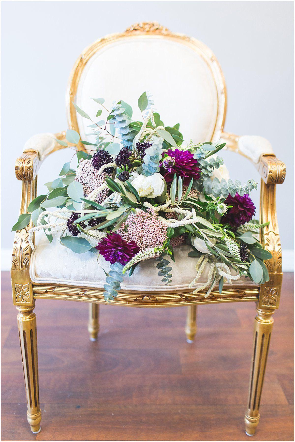 Palm Beach Wedding Flowers unstructured gardenstyle