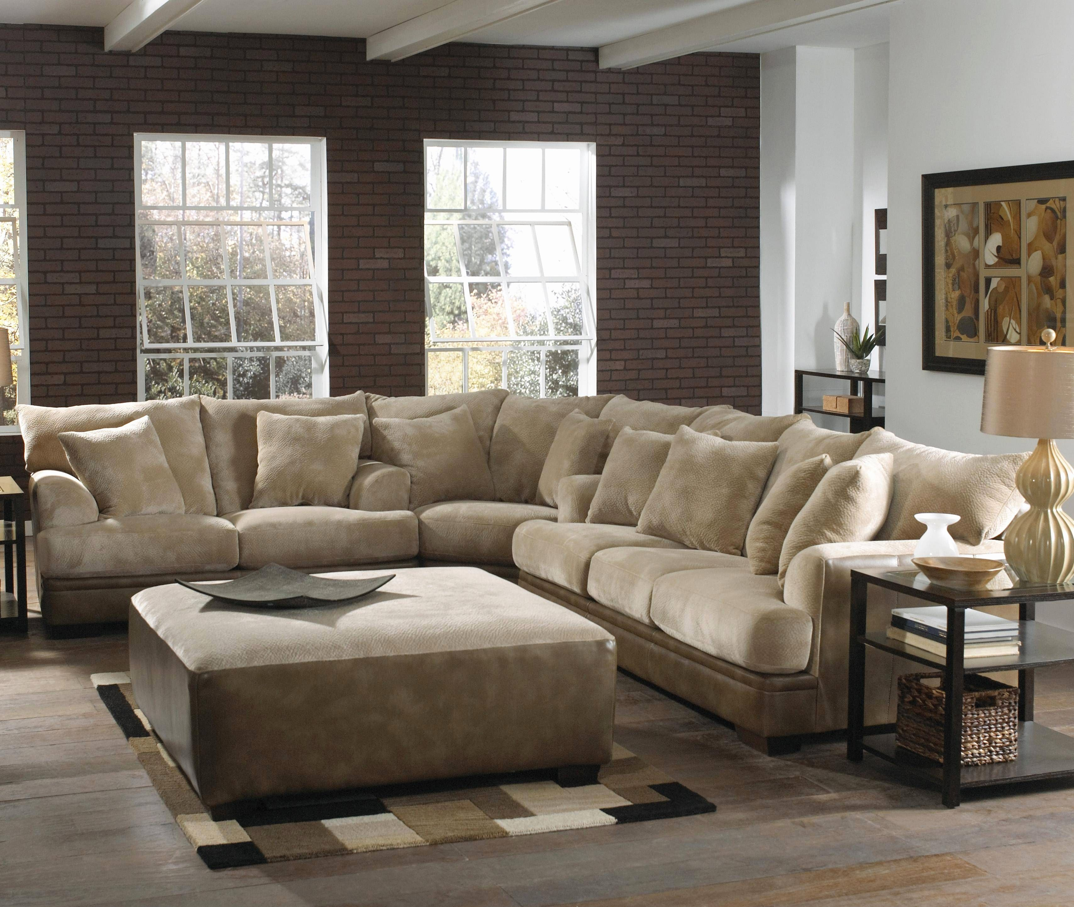 Beautiful Huge Sectional Sofa Pictures Huge Sectional Sofa Unique 30 Best Collection Of Extra Living Room Sets Corner Fireplace Living Room Couches Living Room