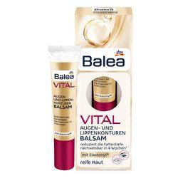 Gesichtspflege Von Balea Vital Fur Die Haut Ab 40 Review