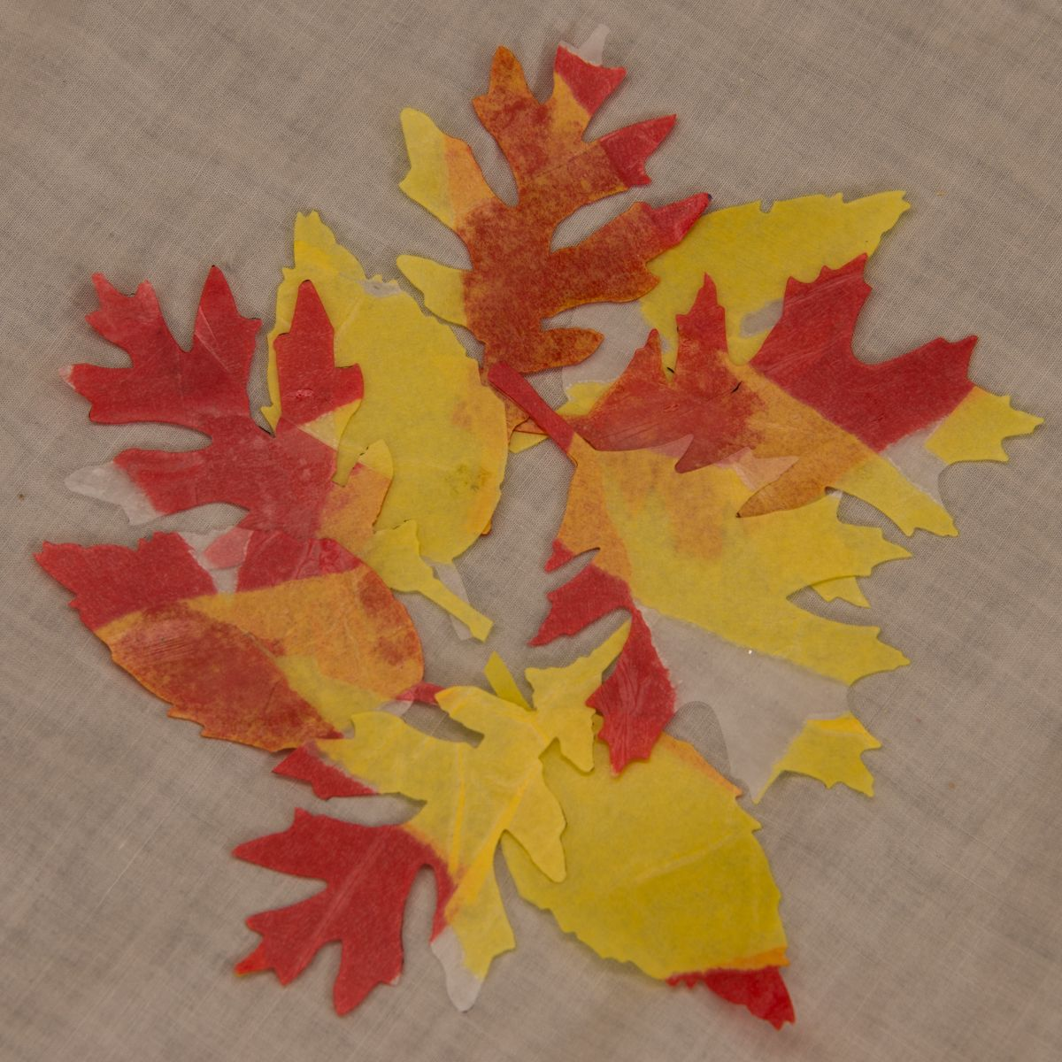 Red And Yellow Makes Orange Pumpkin Craft For Toddlers
