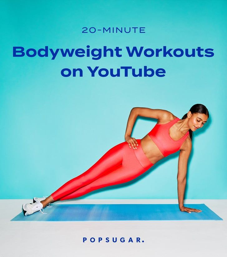 Short on Time and Equipment? Try These 20-Minute B