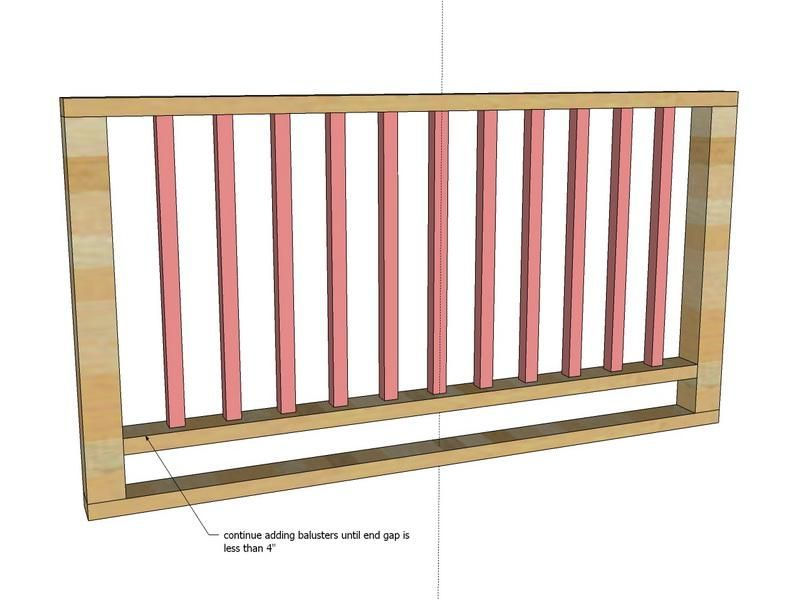 Wooden Balusters Exterior   18 Photos Of The How To Install Baluster Spacing
