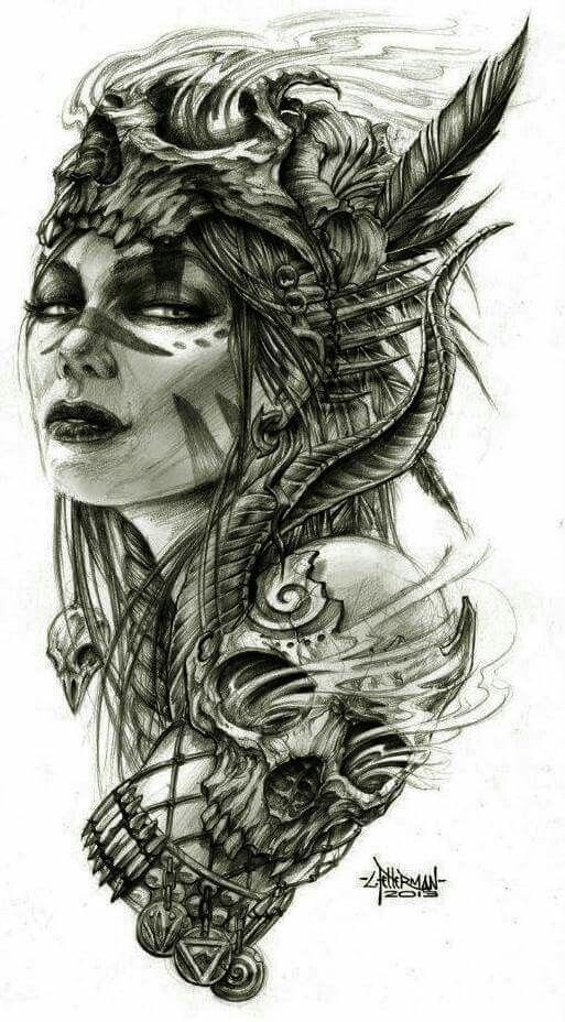 8854b0757d1fb vikingtattoo #norsetattoo #tattoo | THIS IS IT !!!!!! | Goddess ...