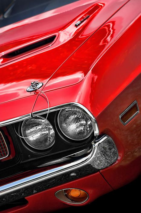 1970 Dodge Challenger 340 - by Gordon Dean II