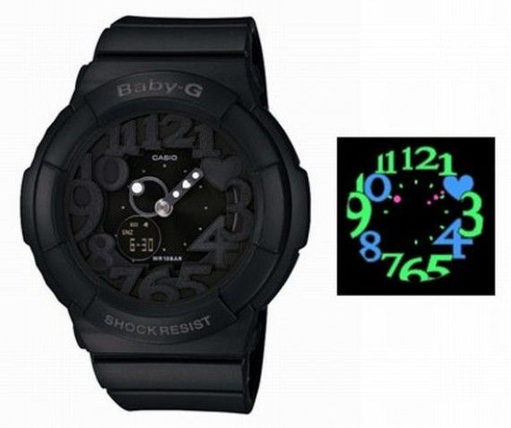 51b82ecbfd37 Baby G. Cool with glow in the dark~~