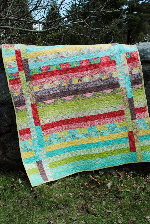 Pdf Quilt Pattern Quick And Easy Jelly Roll Between