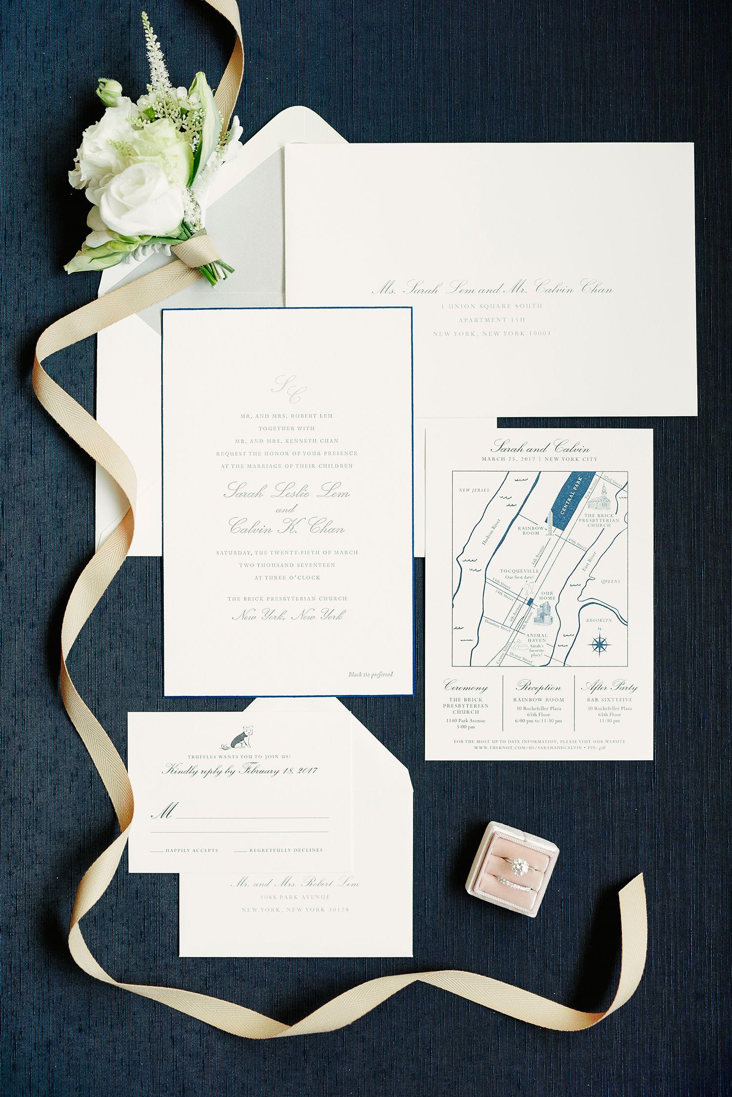 Fourteen Forty Is A Wedding Invitation Design Studio Located In New York City We Create Beauti Custom Wedding Invitations Nyc Wedding Photography Rainbow Room