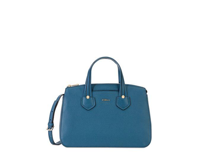 Shoulder Bag for Women On Sale, Cedar, Leather, 2017, one size Furla