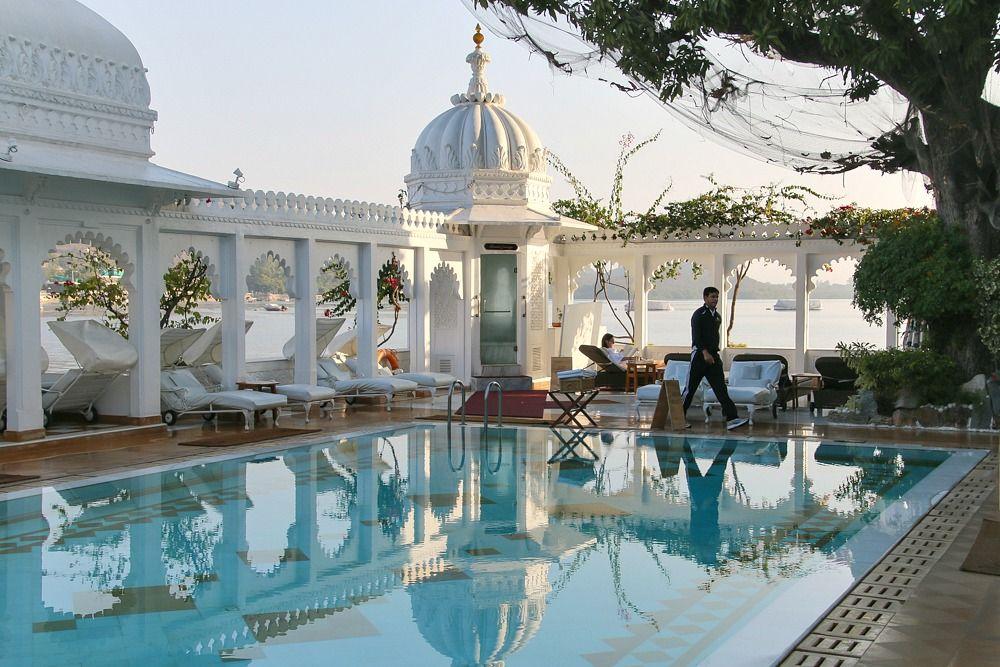 Taj Lake Palace Udaipur, Indien: Das schönste Hotel der ...