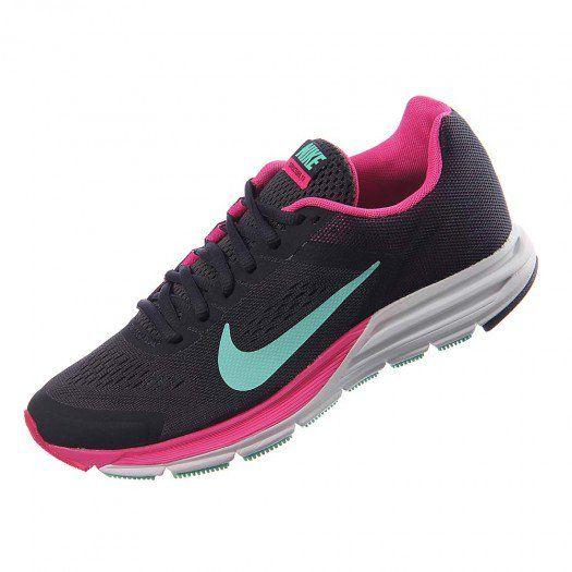 huge discount a4a0f 4340d Si buscas estabilidad y amortiguación para tus carreras, los tenis Zoom  Structure+ 17 de Nike para mujer estabilizarán tu pisada al correr.