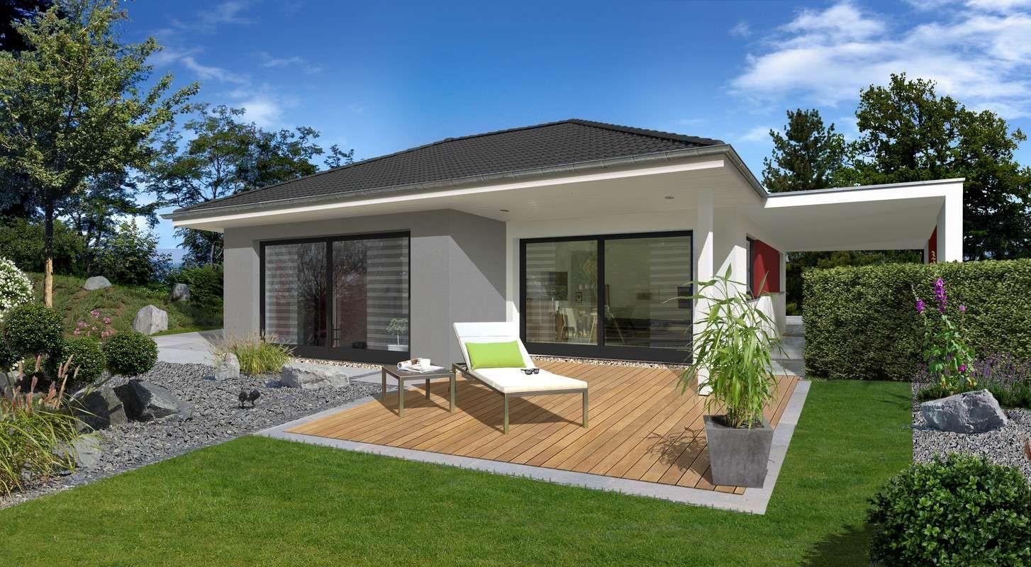 Kleine Häuser für Paare und Singles Haus bauen, Bungalow