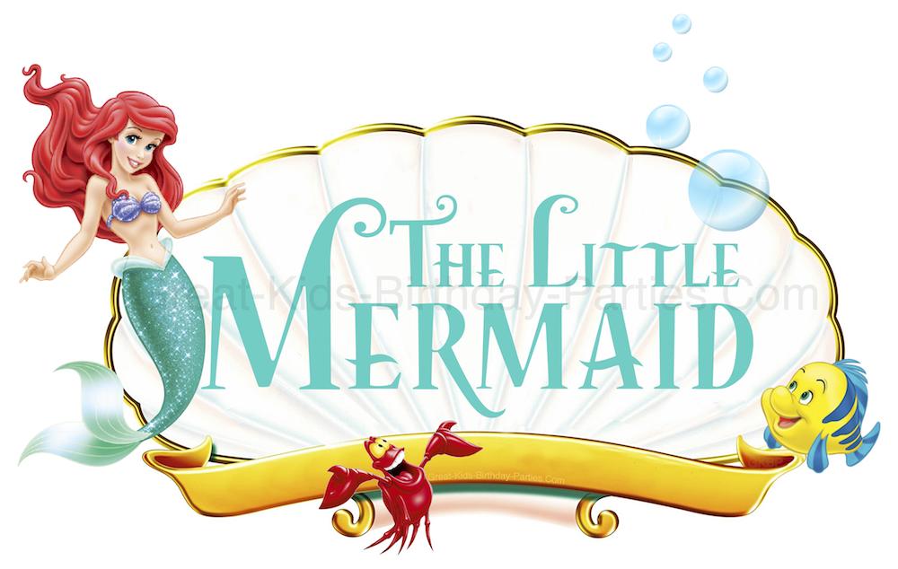 Little Mermaid Font Little Mermaid Font Mermaid Font Disney Font