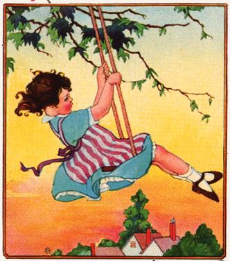 I love vintage illustrations.