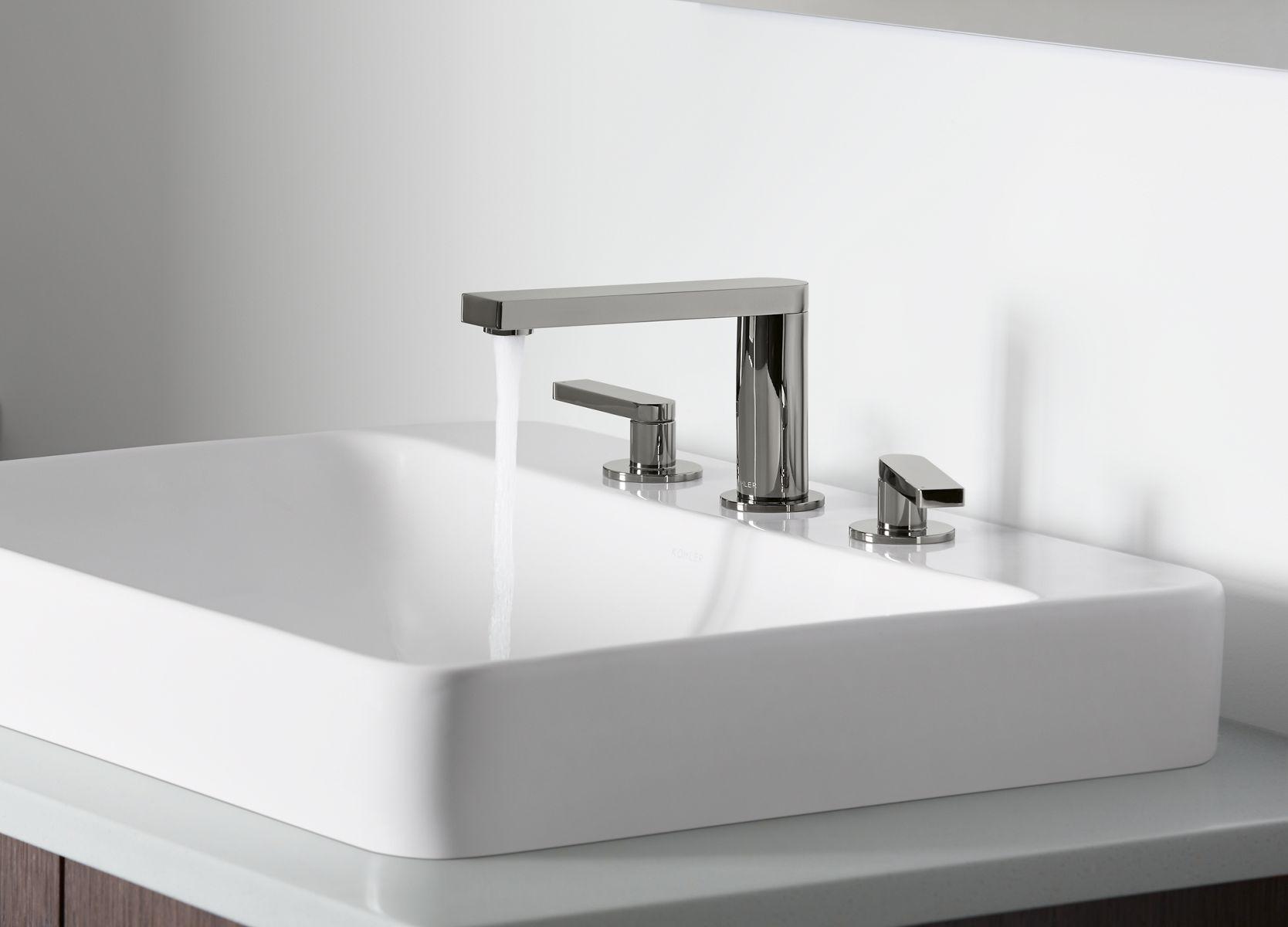 Composed Bathroom Faucet Collection   Bathroom   KOHLER   Bathroom ...