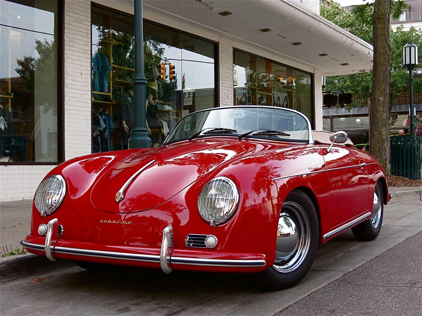 Spotted Porsche 356 Speedster Birmingham Mi Porsche 356 Speedster 356 Speedster Porsche 356