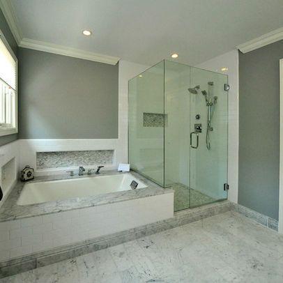 Los Angeles Kohler Tub Design Ideas Pictures Remodel And Decor Revere Pewter Bedroom Traditional Bathroom Kohler Tub