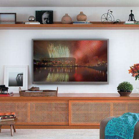 Home Theater Oito Projetos De Salas De Tv Salas De Tv