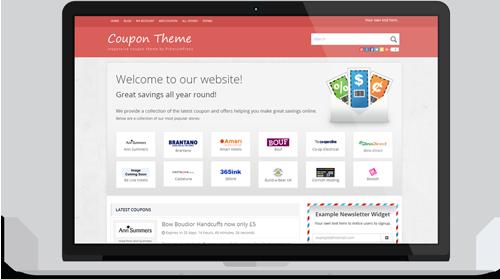 Responsive Coupon WordPress Affiliate Theme | Best WordPress Themes ...