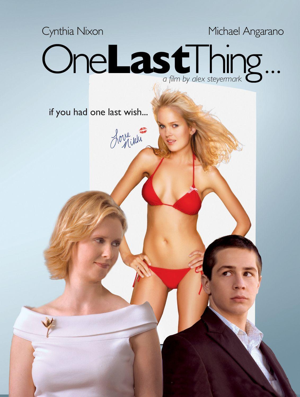 One Last Thing Sunny Mabrey Michael Angarano Movies