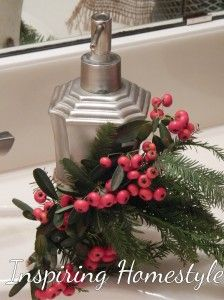 20 Simple Ways To Repurpose Leftover Christmas Tree Branches Leftover Christmas Tree Christmas Tree Branches Christmas Centerpieces