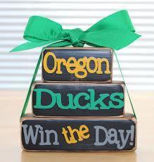 Oregon Ducks i need to make this!!