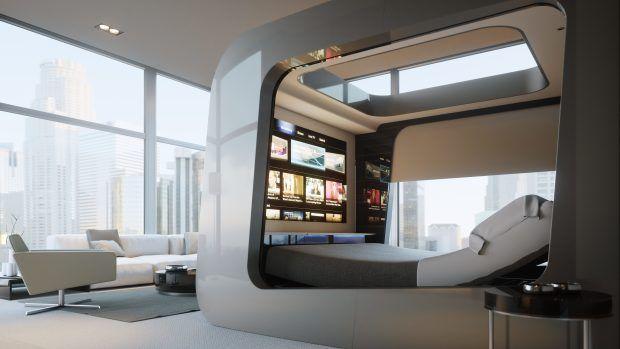 Resultado de imagen para camas inteligentes HiCan