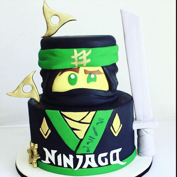 Phenomenal Birthday Boy With Images Lego Ninjago Party Lego Ninjago Funny Birthday Cards Online Alyptdamsfinfo