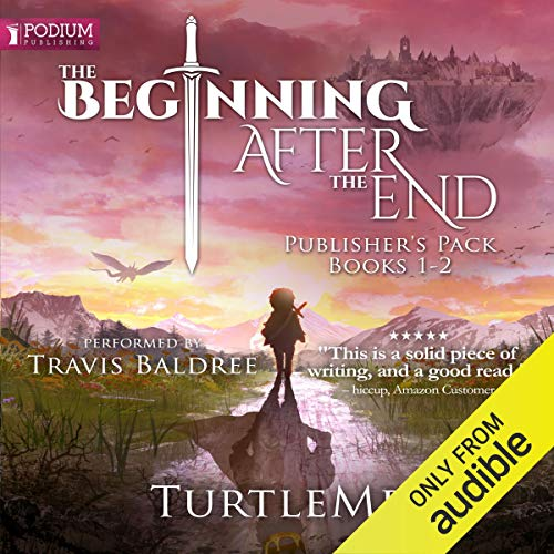 The beginning after the end novel