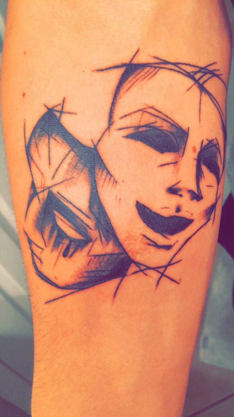 I make my own mask geometric tattoo tattoos iphone
