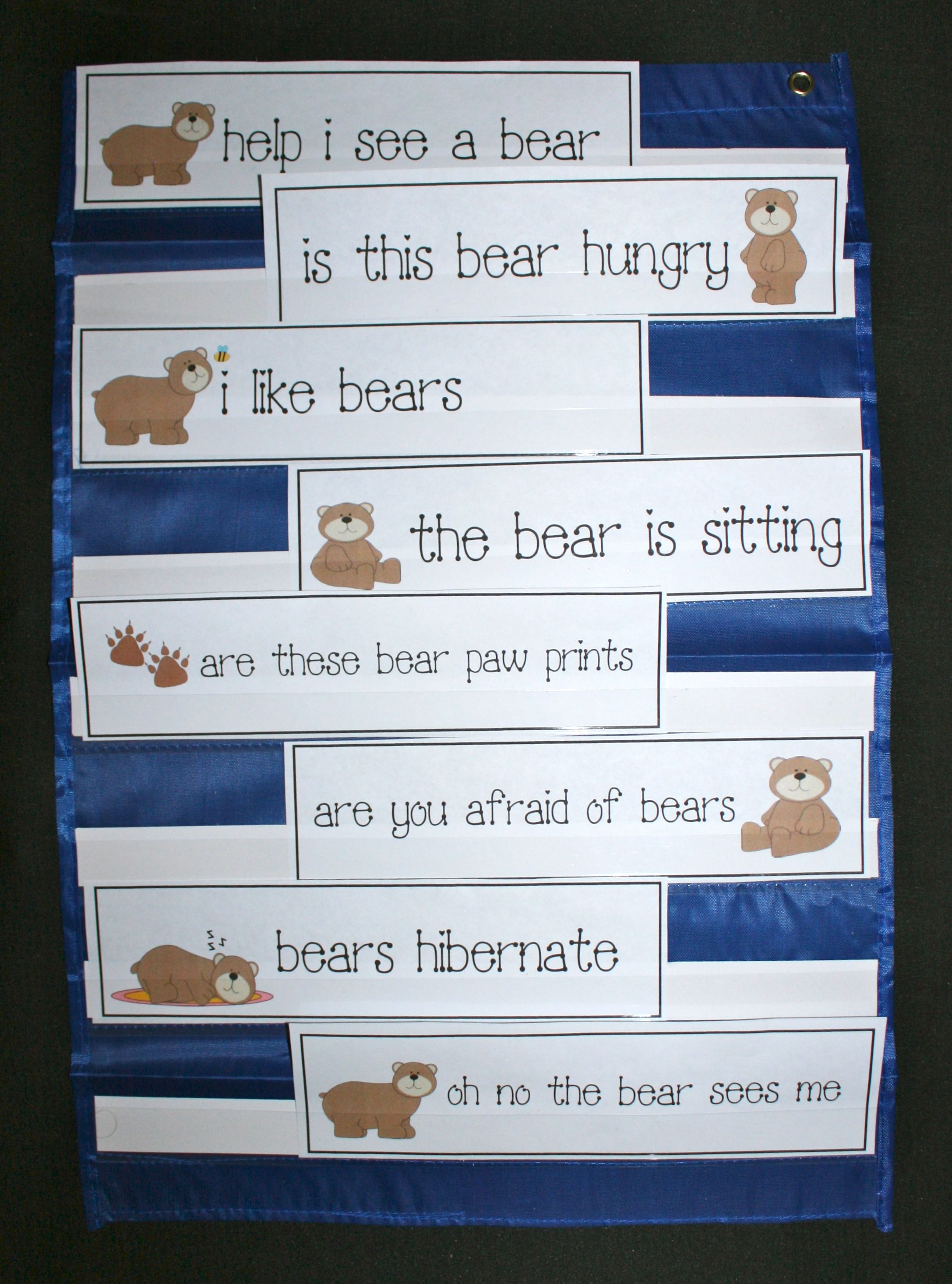 More Back To School Ideas Goin On A Bear Hunt