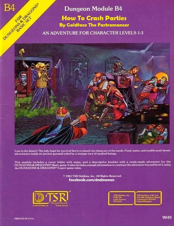 dungeons and dragons modules pdf free