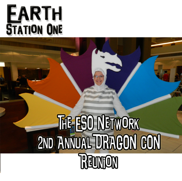 Recorded live at Dragon Con 2013, an ESO Network gathering so large, only one of the largest conventions in the country could host it! You can listen to The ESO Network Special – 2nd Annual ESO Network Dragon Con Reunion now at www.esonetwork.com