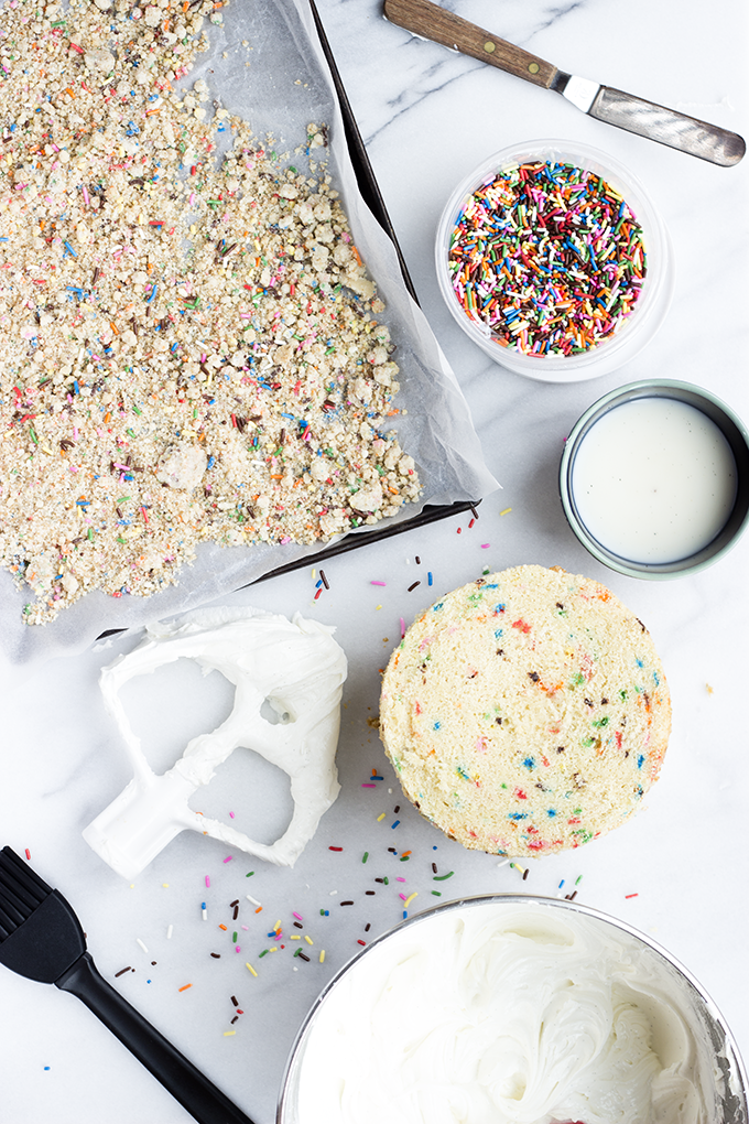 Momofuku Milk Bar Birthday Cake Recipe Milk bar