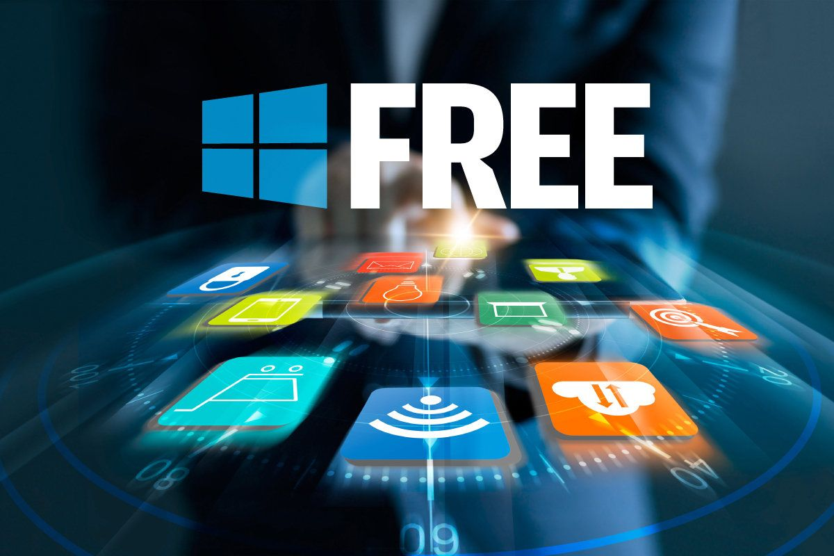 Computerworld > Free Apps for Windows 10 > 01 [cover
