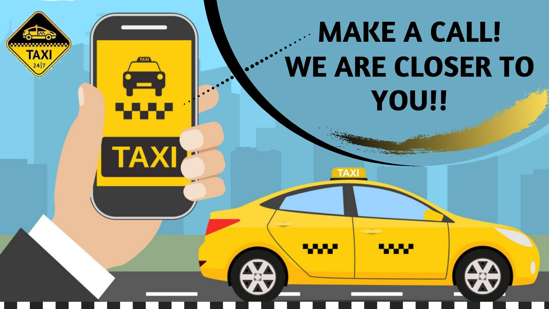 Your Trusted Ride For Every Occasion Taxi Cab Taxi Cab [ 1080 x 1920 Pixel ]