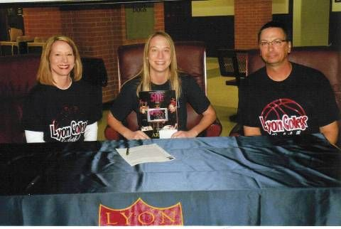 Lady Devil Dog Tori Jackson Has Signed A Letter Of Intent To Play