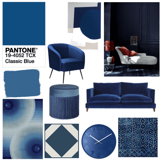 Pantone S 2020 Color Of The Year Is Classic Blue With Images