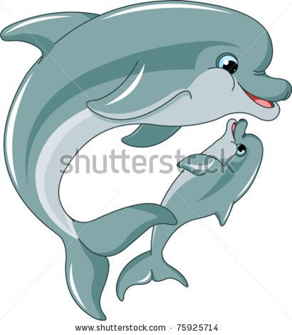 Hi Res Dolphin Isolated On A White Background Stockfoto 149822543 : Shutterstock