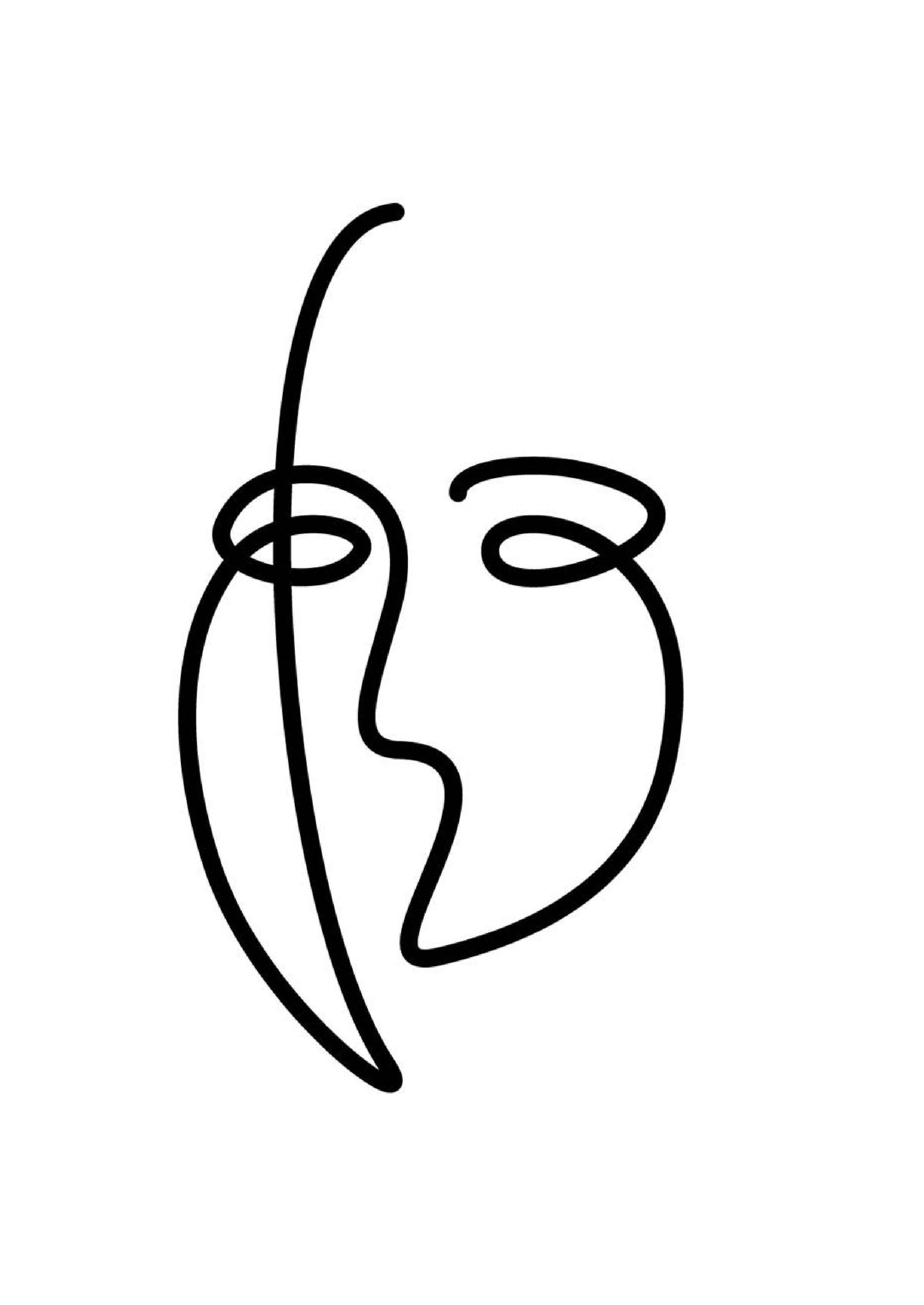 Proektirovanie 1 Kurs Malysheva Tatyana First Year Malysheva Tatyana Arte Minimalista Arte De Silueta Dibujo Lineal