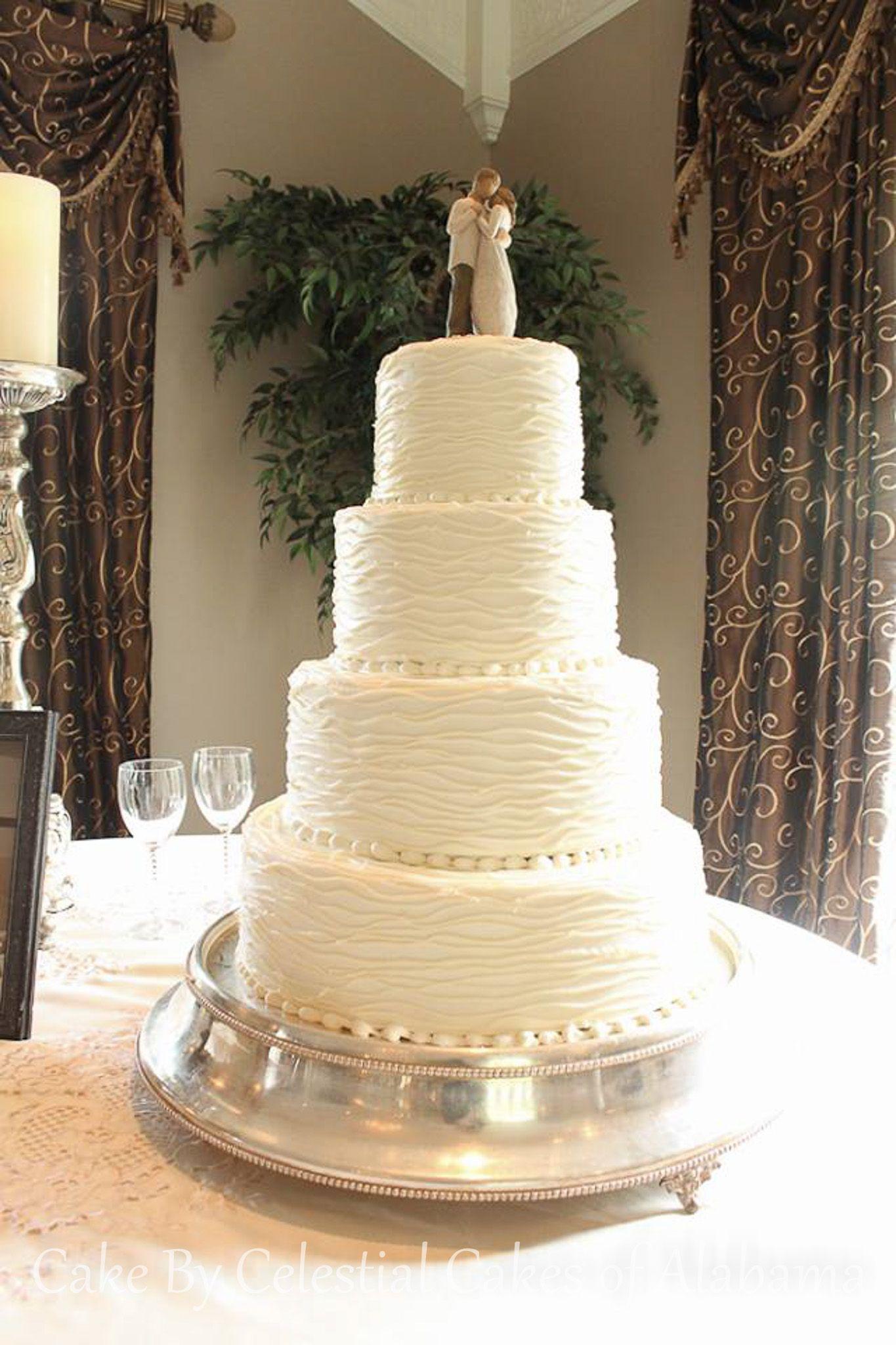 wedding cake, alabama wedding, wedding cake idea, wedding cake ...