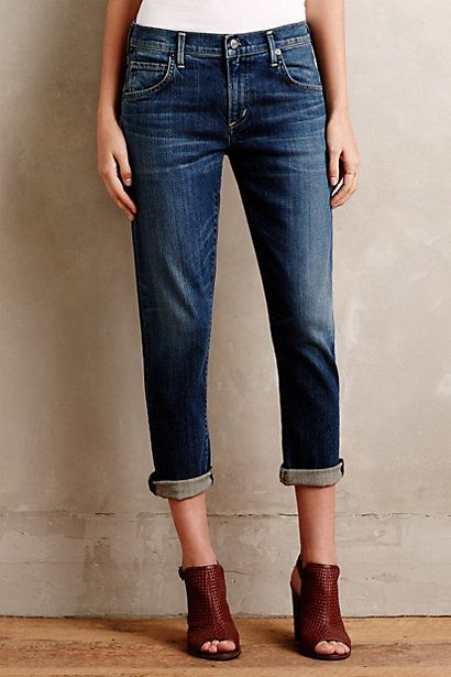 Citizens of Humanity Emerson Boyfriend Jeans #anthropologie
